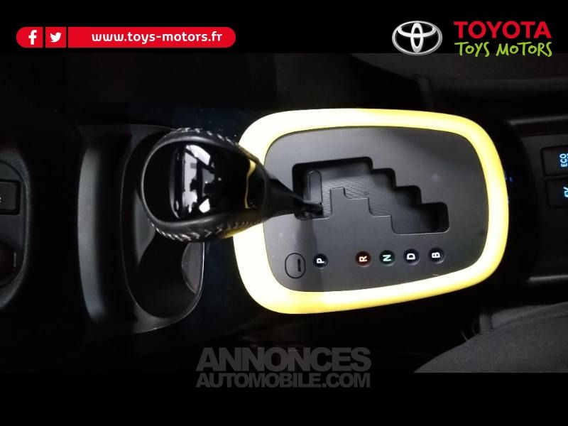 Toyota Yaris 100h Collection Jaune 5p - <small></small> 17.990 € <small>TTC</small> - #18