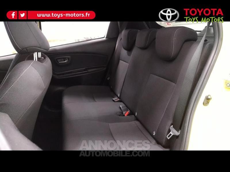 Toyota Yaris 100h Collection Jaune 5p - <small></small> 16.390 € <small>TTC</small> - #9