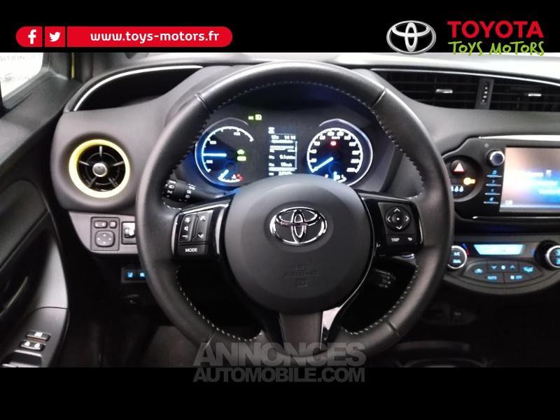 Toyota Yaris 100h Collection Jaune 5p - <small></small> 16.390 € <small>TTC</small> - #10