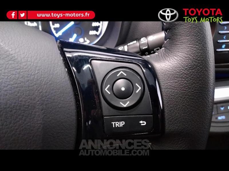 Toyota Yaris 100h Collection Jaune 5p - <small></small> 16.390 € <small>TTC</small> - #15