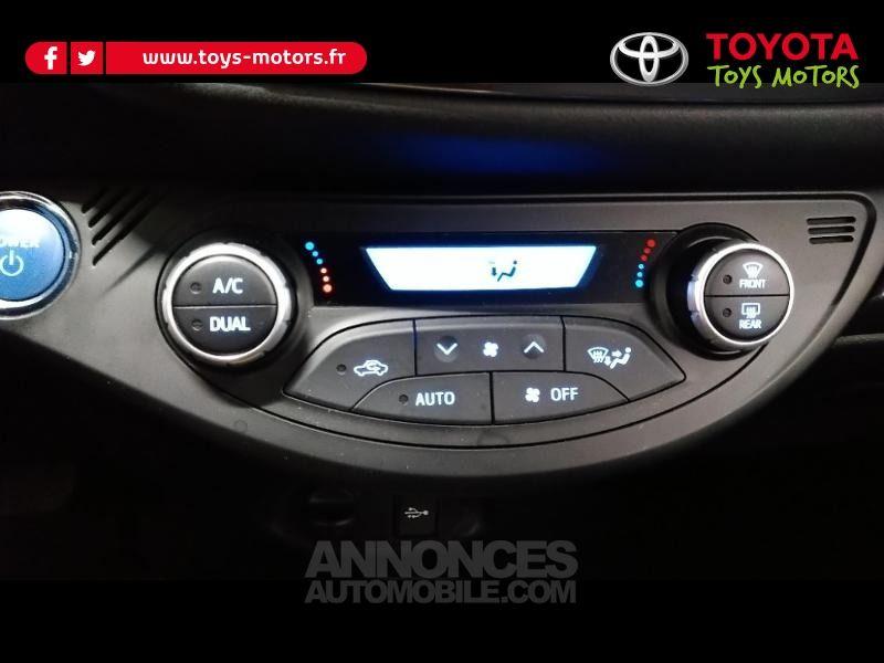Toyota Yaris 100h Collection Jaune 5p - <small></small> 16.390 € <small>TTC</small> - #16