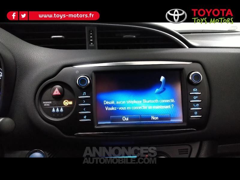 Toyota Yaris 100h Collection Jaune 5p - <small></small> 16.390 € <small>TTC</small> - #19