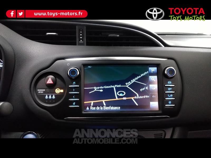 Toyota Yaris 100h Collection Jaune 5p - <small></small> 16.390 € <small>TTC</small> - #20