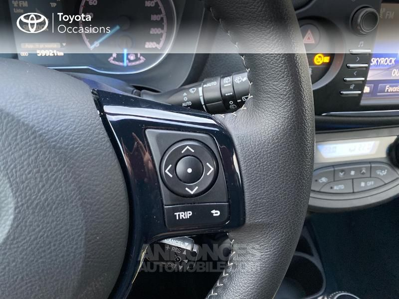 Toyota Yaris 100h Collection Jaune 5p - <small></small> 14.990 € <small>TTC</small> - #9