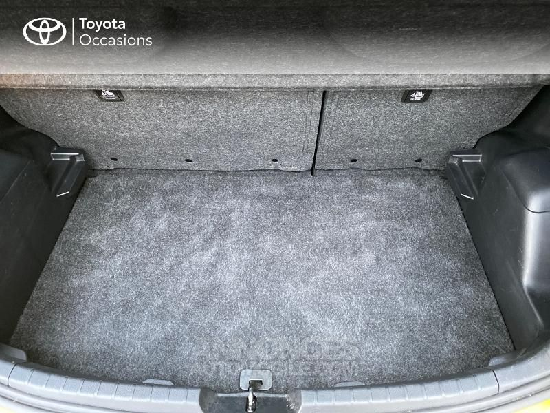 Toyota Yaris 100h Collection Jaune 5p - <small></small> 14.990 € <small>TTC</small> - #10