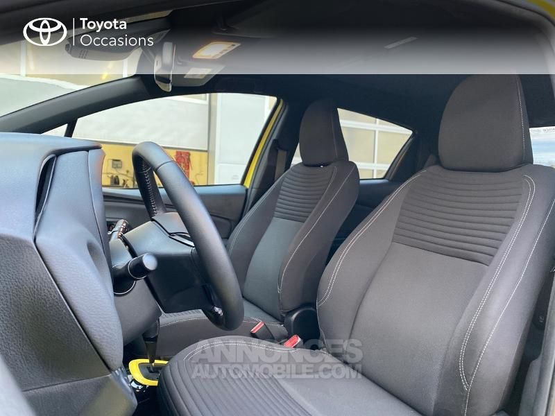 Toyota Yaris 100h Collection Jaune 5p - <small></small> 14.990 € <small>TTC</small> - #11