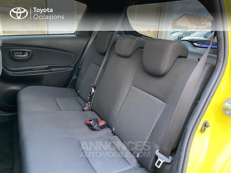 Toyota Yaris 100h Collection Jaune 5p - <small></small> 14.990 € <small>TTC</small> - #12
