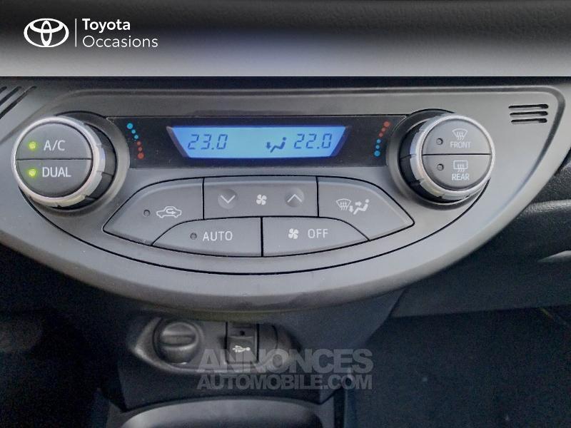 Toyota Yaris 100h Collection Jaune 5p - <small></small> 14.990 € <small>TTC</small> - #17