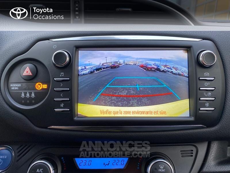 Toyota Yaris 100h Collection Jaune 5p - <small></small> 14.990 € <small>TTC</small> - #18