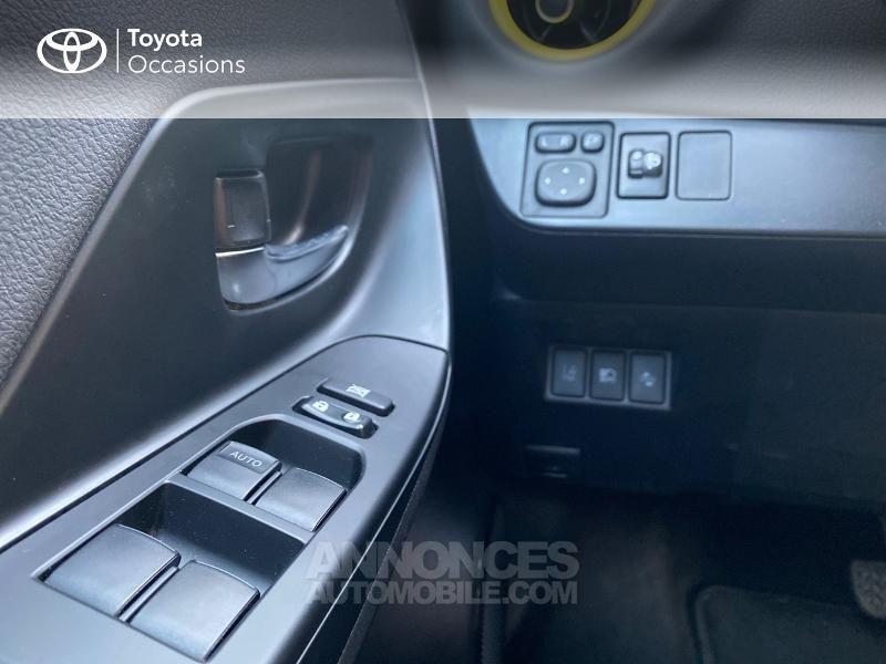 Toyota Yaris 100h Collection Jaune 5p - <small></small> 14.990 € <small>TTC</small> - #19