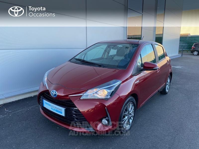 Toyota Yaris 100h Dynamic 5p - <small></small> 12.990 € <small>TTC</small> - #18