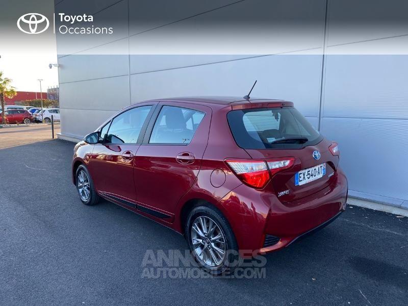 Toyota Yaris 100h Dynamic 5p - <small></small> 12.990 € <small>TTC</small> - #19