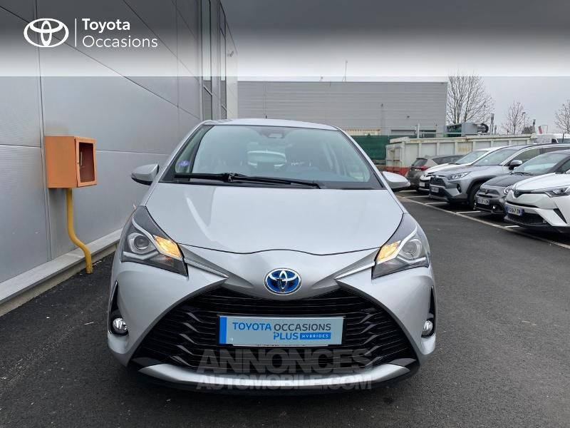 Toyota Yaris 100h Dynamic 5p - <small></small> 14.990 € <small>TTC</small> - #5