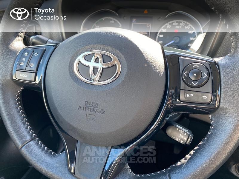 Toyota Yaris 100h Dynamic 5p MY19 - <small></small> 16.990 € <small>TTC</small> - #10