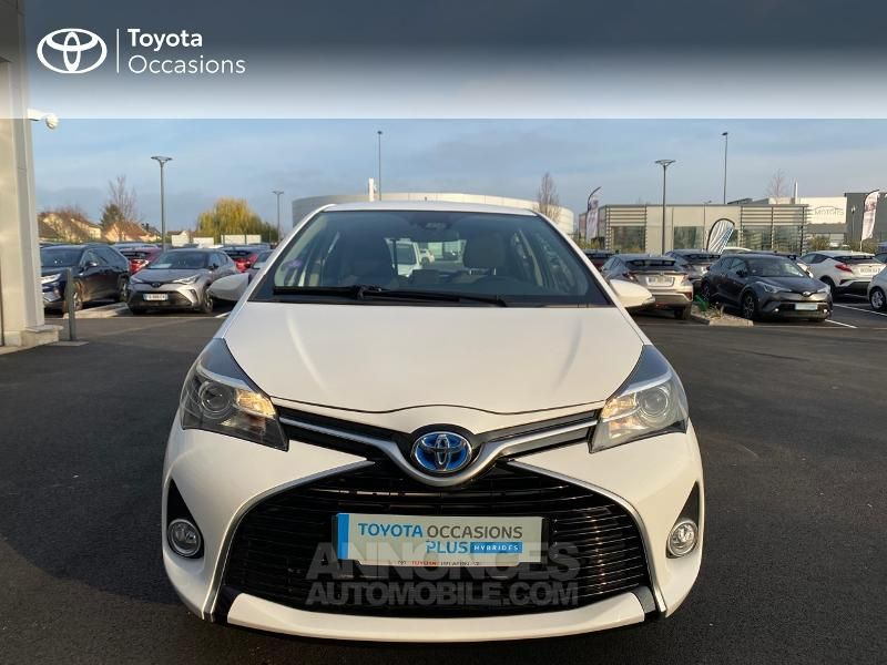Toyota Yaris 100h Dynamic Business 5p - <small></small> 14.990 € <small>TTC</small> - #5