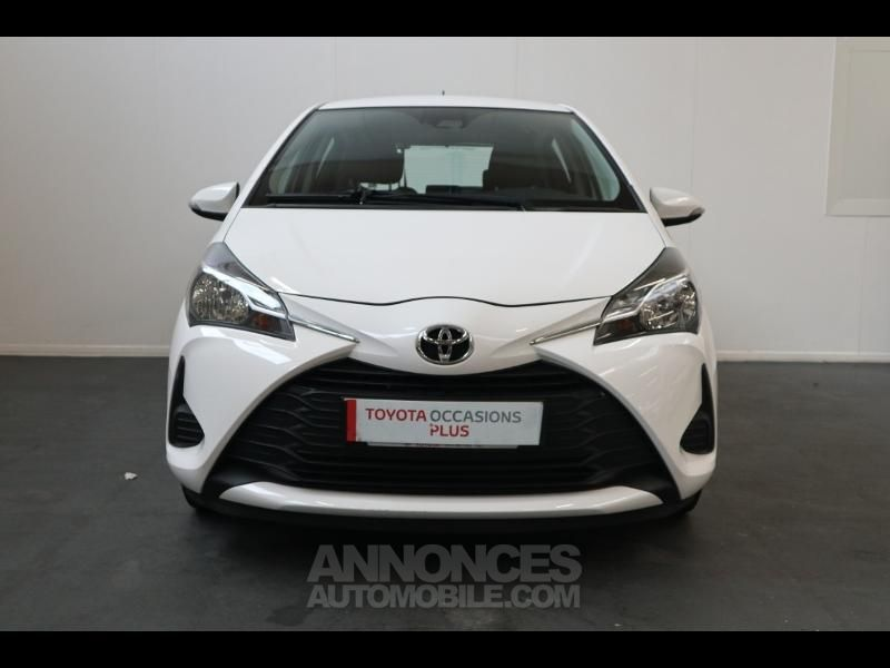 Toyota Yaris 69 VVT-i France 5p - <small></small> 9.990 € <small>TTC</small> - #7