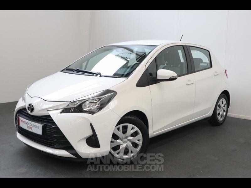 Toyota Yaris 69 VVT-i France 5p - <small></small> 9.990 € <small>TTC</small> - #9