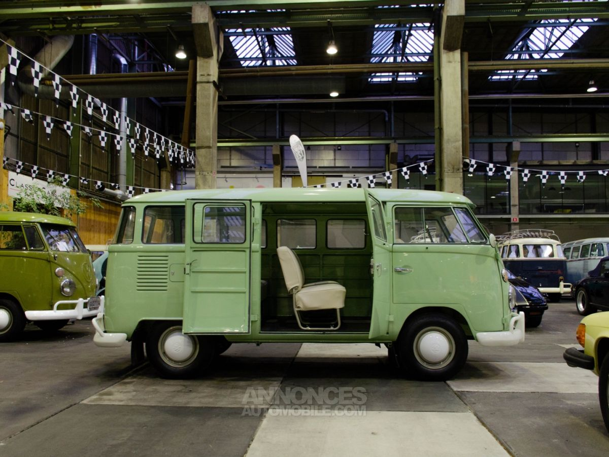 Volkswagen T1 1600 Cc - <small></small> 34.600 € <small>TTC</small> - #8