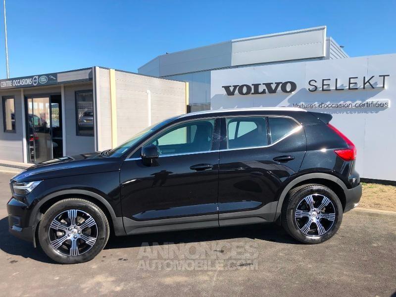 Volvo Xc40 D3 Adblue Awd 150ch Inscription Luxe Geartronic 8 Noir