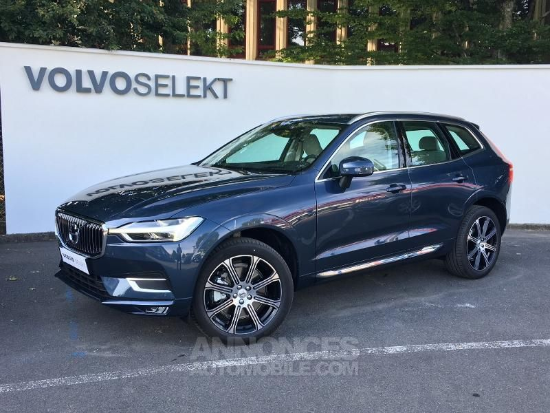 volvo xc60 d4 adblue 190ch inscription luxe geartronic. Black Bedroom Furniture Sets. Home Design Ideas