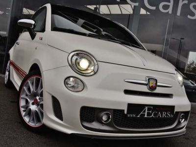 Abarth 595 - 50TH ANNIVERSARY - LIMITED - 1 OWNER - <small></small> 24.950 € <small>TTC</small> - #2