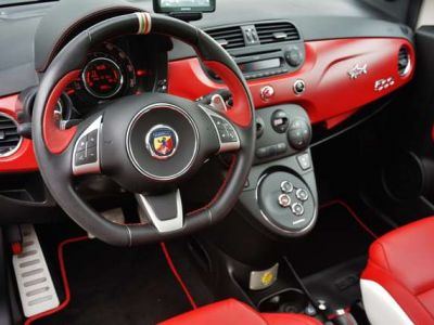 Abarth 595 - 50TH ANNIVERSARY - LIMITED - 1 OWNER - <small></small> 24.950 € <small>TTC</small> - #6