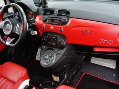 Abarth 595 - 50TH ANNIVERSARY - LIMITED - 1 OWNER - <small></small> 24.950 € <small>TTC</small> - #7