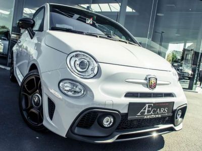 Abarth 595 - PISTA - BELGIAN CAR - 1 OWNER - <small></small> 19.950 € <small>TTC</small> - #1