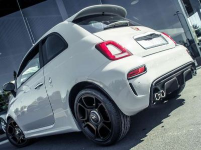 Abarth 595 - PISTA - BELGIAN CAR - 1 OWNER - <small></small> 19.950 € <small>TTC</small> - #5