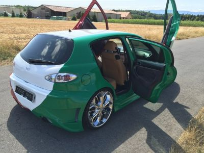Alfa Romeo 147 2.0 TS 16V Distinctive TUNING