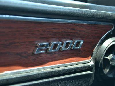 Alfa Romeo 2000 GTV BERTONE - <small></small> 45.000 € <small>TTC</small>
