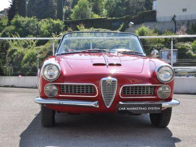 Alfa Romeo 2000 TOURING SPIDER - <small>A partir de </small>1.090 EUR <small>/ mois</small> - #2