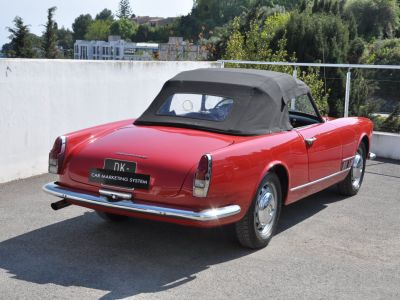 Alfa Romeo 2000 TOURING SPIDER - <small>A partir de </small>1.090 EUR <small>/ mois</small> - #14