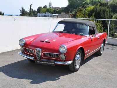 Alfa Romeo 2000 TOURING SPIDER - <small>A partir de </small>1.090 EUR <small>/ mois</small> - #17