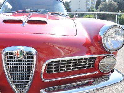 Alfa Romeo 2000 TOURING SPIDER - <small>A partir de </small>1.090 EUR <small>/ mois</small> - #20