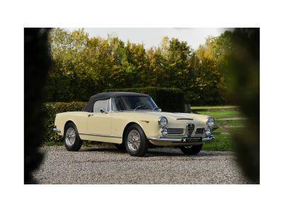 Alfa Romeo 2600 2600 spider - <small></small> 139.000 € <small>TTC</small>
