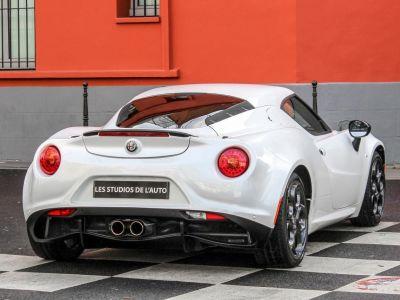 Alfa Romeo 4C 1750 TBi 240ch Edizione Speciale TCT - <small></small> 79.950 € <small>TTC</small> - #4