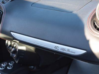 Alfa Romeo 4C 1750 TBi 241Standard edition spider  - <small></small> 72.990 € <small>TTC</small> - #8