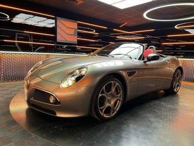 Alfa Romeo 8C SPIDER 4.7 V8 450 - <small></small> 330.000 € <small>TTC</small> - #1