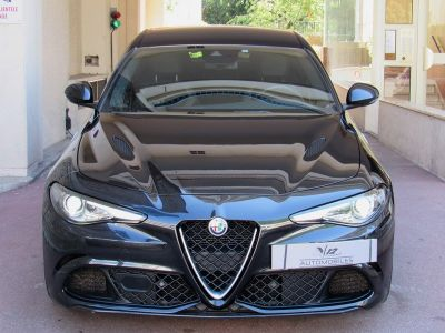Alfa Romeo GIULIA 2.9T QUADRIFOGLIO AT8 - <small></small> 69.990 € <small>TTC</small>
