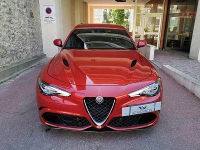 Alfa Romeo Giulia 2.9T QUADRIFOGLIO AT8  - <small></small> 74.990 € <small>TTC</small>