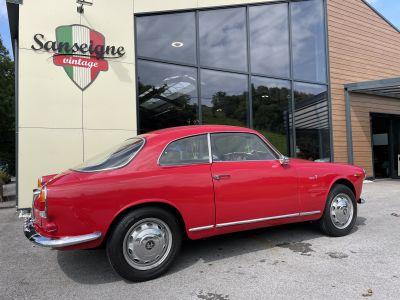 Alfa Romeo Giulia SPRINT 1600 - <small></small> 60.000 € <small>TTC</small>