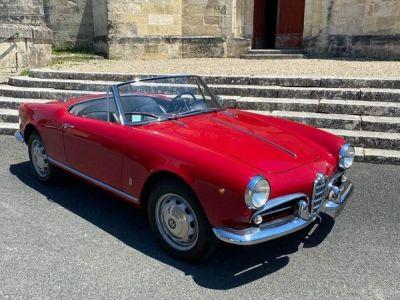 Alfa Romeo Giulietta spider - <small></small> 62.800 € <small>TTC</small> - #1