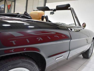 Alfa Romeo Spider 2000 Veloce - <small></small> 37.900 € <small>TTC</small>