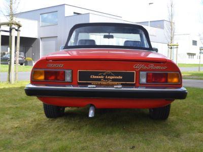 Alfa Romeo Spider 2000 Veloce - <small></small> 30.750 € <small>TTC</small> - #4