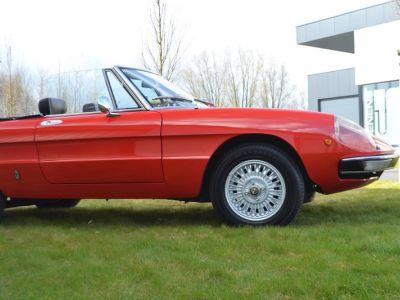 Alfa Romeo Spider 2000 Veloce - <small></small> 30.750 € <small>TTC</small> - #28