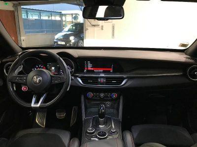 Alfa Romeo Stelvio 2.9 V6 510ch Quadrifoglio Q4 AT8 - <small></small> 65.900 € <small>TTC</small>