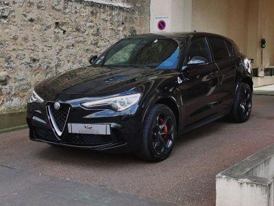 Alfa Romeo Stelvio ALFA ROMEO STELVIO 2.9 V6 510 Q4 QUADRIFOGLIO AT8 - <small></small> 72.500 € <small>TTC</small>