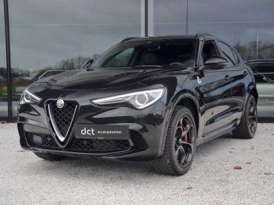 Alfa Romeo Stelvio Quadrifoglio - - Lichte Vracht Utilitaire - - Black Black - <small></small> 54.900 € <small>TTC</small> - #1