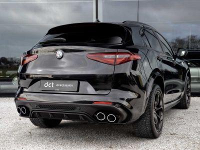 Alfa Romeo Stelvio Quadrifoglio - - Lichte Vracht Utilitaire - - Black Black - <small></small> 54.900 € <small>TTC</small> - #4